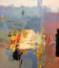 Land Forms V - Tony Saladino 46 x40