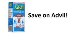 Save on Advil for the family @ Soap.com - Hot Deals