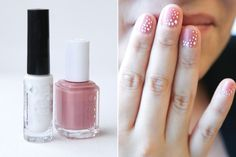Try Out These 3 Easy Nail-Art Designs