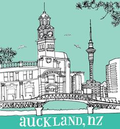 Design*Sponge Guide to Auckland, New Zealand