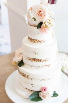 Photography: annawithlove - annawithlovephotography.com Cake: The Wedding Cake Shoppe - http://theweddingcakeshoppe.com   Read More on SMP: http://www.stylemepretty.com/2016/05/22/stephanie-sterjovski-bridal-shower-brunch/