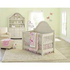 Superior Million Dollar Baby Classic Sullivan 4 In 1 Convertible Crib   Dove Grey