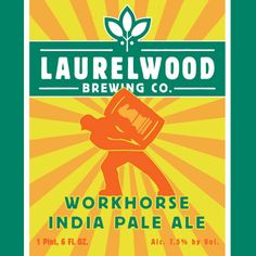 Laurelwood Brewing Company, OR Workhorse IPA