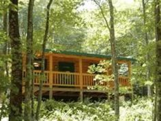 Lakeview Log Cabin Back Porch. Ducktown, TN. Affordable, private, paddleboat, and a hot tub! (what more could you need!)