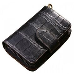 Lovely Mulberry Zip Printed Leathers Coin Purses Black MB00428 B : Mulberry Outlet   £73.22