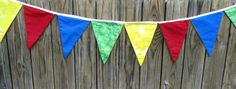 Hey, I found this really awesome Etsy listing at https://www.etsy.com/listing/247258931/carnival-bunting-in-primary-colors