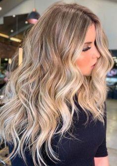 Hair Dye Colors, Cool Hair Color, Brown Hair Colors, Lighter Brown Hair Color, Hair Colour Ideas, Beige Blonde Hair Color, Hair Color Guide, Different Hair Colors, Beautiful Hair Color