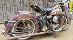 1951 Harley Davidson Panhead