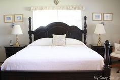 My Cozy Corner: Master Bedroom Before and After