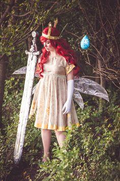 #Cosplay Child of light - Aurora by Ichicosplayart