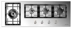 4.550,00 - O Cooktop a gás 110 cm, a combinação perfeita para quem busca um fogão de mesa estreito com mobilidade e amplitude lateral. Peça já o seu!