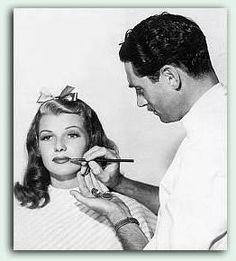 Clay Cambell- Make-up artist og Rita