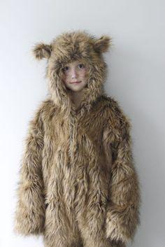 the teddybear costume