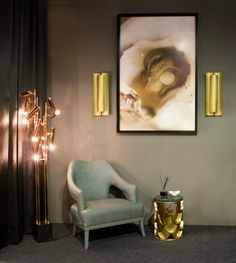 Interior Design Inspiration. See more inspirations at: http://www.brabbu.com/en/inspiration.php @BRABBU