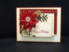 SC307 Happy Holidays by ctorina - Cards and Paper Crafts at Splitcoaststampers