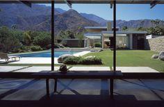 Kaufmann House (Kaufmann Desert House), Palm Springs, California, United States - Richard Neutra