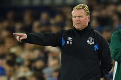 Manajer Everton Ronald Koeman Pasrah Apabila Dipecat klubnya
