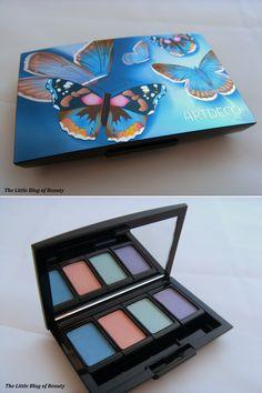 Beauty Box, Art Deco, Eyeshadow, Butterfly, Cosmetics, Dreams, Makeup, Blog, Make Up