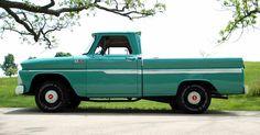 1965 Chevy Truck | ... 1965 Chevy C-10 Short Wheelbase -- All original restored truck
