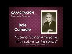 ▶ Cómo Ganar Amigos e Influir sobre las Personas - Dale Carnegie (Audio) - YouTube
