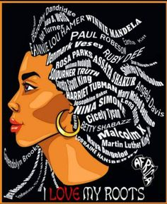 Black History Month T-shirts, I Love My Roots.Fitted Baby Doll T-shirt. African American T-shirt. Black Love Art, Black Girl Art, Black Is Beautiful, Black Girl Magic, Black History T Shirts, Black History Month, Refugees, Natural Hair Art, By Any Means Necessary
