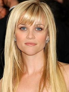 Shoulder Length Hairstyles With Bangs | 30 Superb Long Straight Hairstyles | CreativeFan