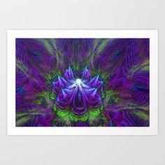 Hivemind Art Print by Jinzha Bloodrose - $17.68