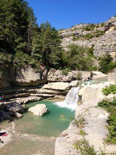 Gorges de la Méouge, France