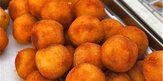 Pohane krumpirove loptice — Coolinarika