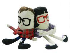 almofadas personalizadas de Toy Art são vendidas por RS 35 no site Elo7