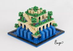 Hanging Gardens of Babylon LEGO