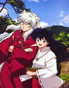 inuyasha  Affections Touching Across Time