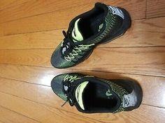 WomenMen Nike Air Max 95 Og WhiteNeon Yellow Black Anthracite Copuon