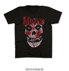 Misfit T-shirt $19.95 For more go http://streetlegaltshirts.com/  #T #Shirts #tshirt #t-shirt #tees
