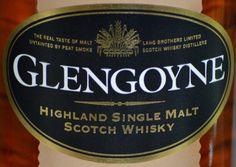 Lovely Cask Strength 12yo Glengoyne. Bottled in 2009.