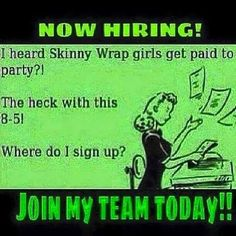 Yes youheardright we  get paid  to paartayso you can either keep  watching or you can join me and have a blast while you make moneyand help people get healthy #BETTERTOGETHER...