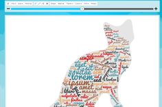 Free Technology for Teachers: A Fun Tool for Making Word Clouds in Fun Shapes