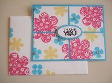 "using Stampin Up ""Printed Petals""... handmade card."