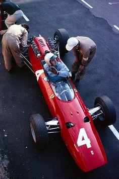 1965 Lorenzo Bandini's Ferrari 158