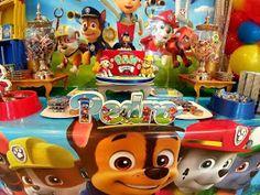 Ideas para decorar Fiesta de PAW Patrol Ideas, Parties Kids, Thoughts
