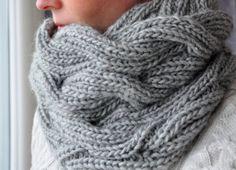 Hekta på strikk: Godt rustet for vinteren