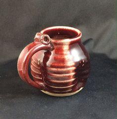 12 ounce Stoneware mug by DWPottery on Etsy