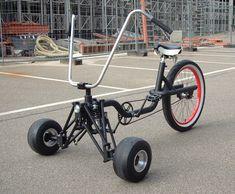 Three Wheel Bicycle, Welding Shop, Reverse Trike, Bicycle Rack, Chopper Bike, Bicycle Maintenance, Bicycle Design, Super Bikes, Car Wheels