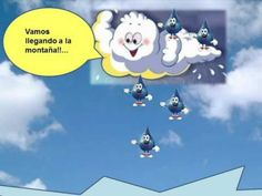 Ciclo del agua (cuento narrado) Multiplication Chart, Education For All, Water Cycle, Social Science, Conte, Ideas Para, Diy And Crafts, Homeschool, Teaching
