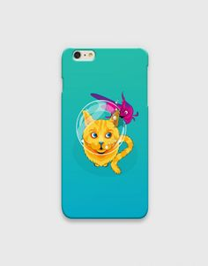 Life In A Fish Bowl - PHONE CASES - PRODUCTS