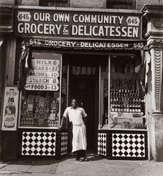 aaron siskind - harlem documents (a collaborative effort with the photo league)