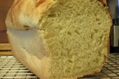 Mexican Sweet Bread (Bread Machine) A good, slightly sweet bread. The egg adds flavor, but is not too eggy tasting. This is our favorite basic bread. Mexican Sweet Breads, Mexican Bread, Mexican Food Recipes, Mexican Desserts, Mexican Meals, Cooking Bread, Bread Baking, Cooking Tips, Bread Maker Recipes