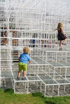 Serpentine Pavilion, image: Cate St Hill