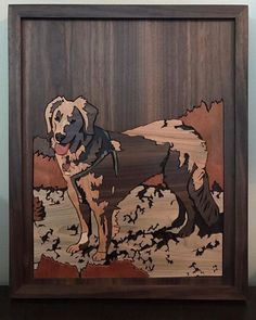 Finished this pup! A different pup! #scrollsawscribbler #scrollsaw #woodworking #woodporn #woodcraft #woodart #handmade #madeinusa #woodworkingforall #art #puppy #dog #petlove