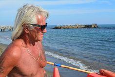 Per il 29esimo anno consecutivo Maurizio Palmulli rinnova la tradizione iniziata dal Mister Ok Rick De Sonay, tuffandosi nel Tevere nella giornata del primo dell'anno